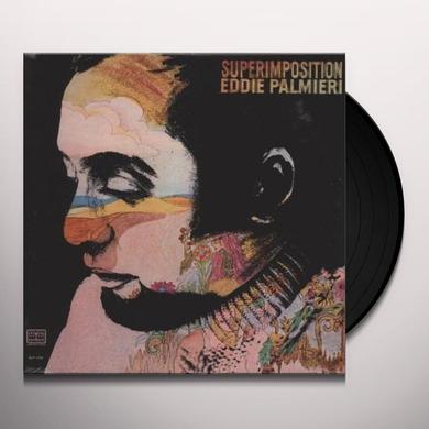Eddie Palmieri SUPERIMPOSITION Vinyl Record