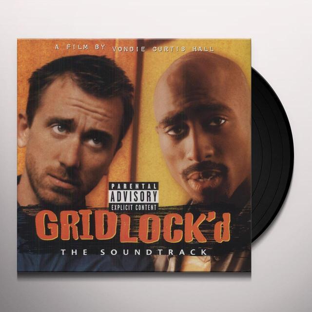 GRIDLOCK'D / O.S.T. Vinyl Record