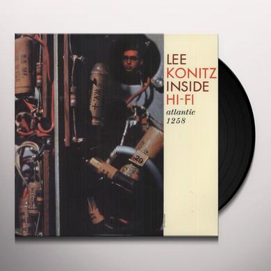 Lee Konitz INSIDE HI-FI Vinyl Record