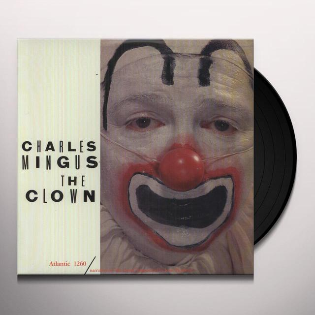Charles Mingus CLOWN Vinyl Record