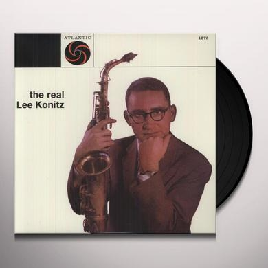 REAL LEE KONITZ Vinyl Record