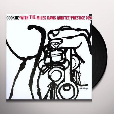 Miles Davis COOKIN' Vinyl Record