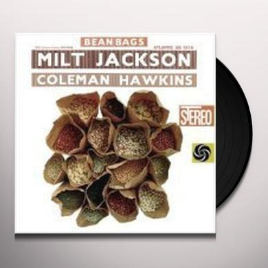 Milt Jackson & Coleman Hawkins BEAN BAGS Vinyl Record