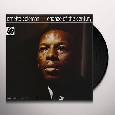 Ornette Coleman CHANGE OF THE CENTURY Vinyl Record