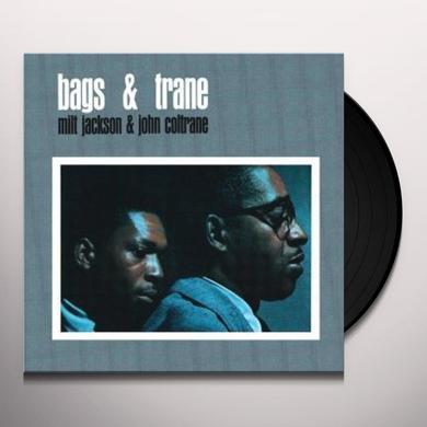 John Coltrane & Milt Jackson BAGS & TRANE Vinyl Record