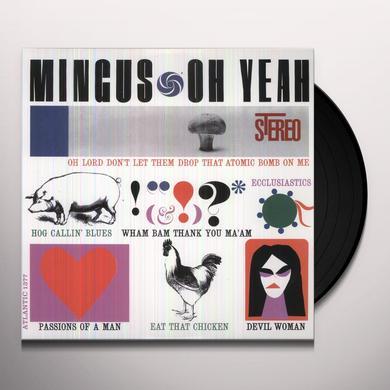Charles Mingus OH YEAH Vinyl Record