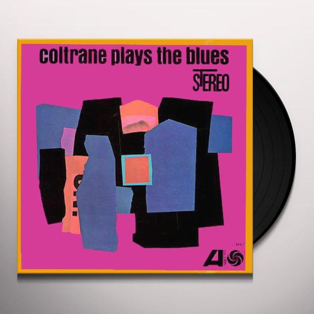 John Coltrane PLAYS THE BLUES Vinyl Record