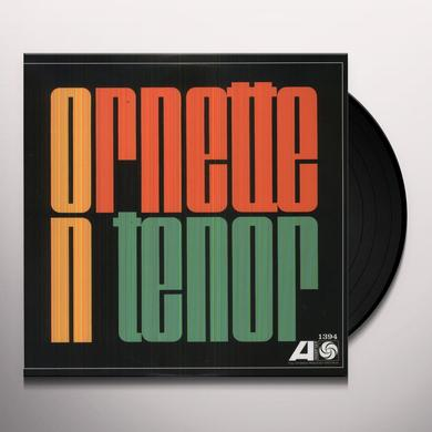 Ornette Coleman ORNETTE ON TENOR Vinyl Record