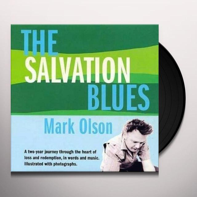 Mark Olson SALVATION BLUES Vinyl Record