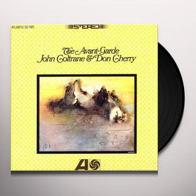 John Coltrane & Don Cherry AVANT-GARDE Vinyl Record