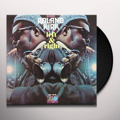 Roland Kirk LEFT & RIGHT Vinyl Record