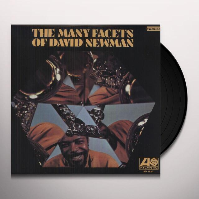 MANY FACETS OF DAVID NEWMAN Vinyl Record
