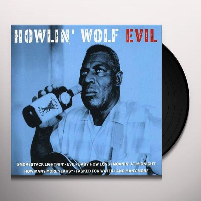 Howlin Wolf EVIL Vinyl Record