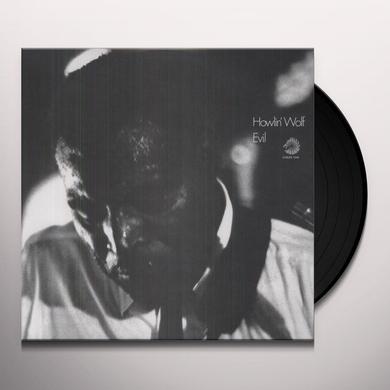Howlin Wolf EVIL Vinyl Record