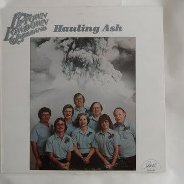 Uptown Lowdown Jazzband HAULING ASH Vinyl Record