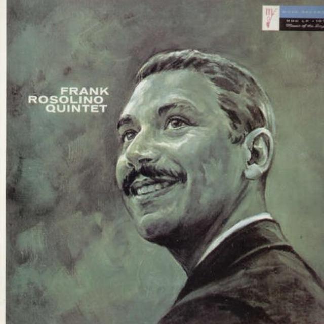 FRANK ROSOLINO QUINTET Vinyl Record