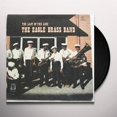 Eagle Brass Band LAST OF THE LINE Vinyl Record