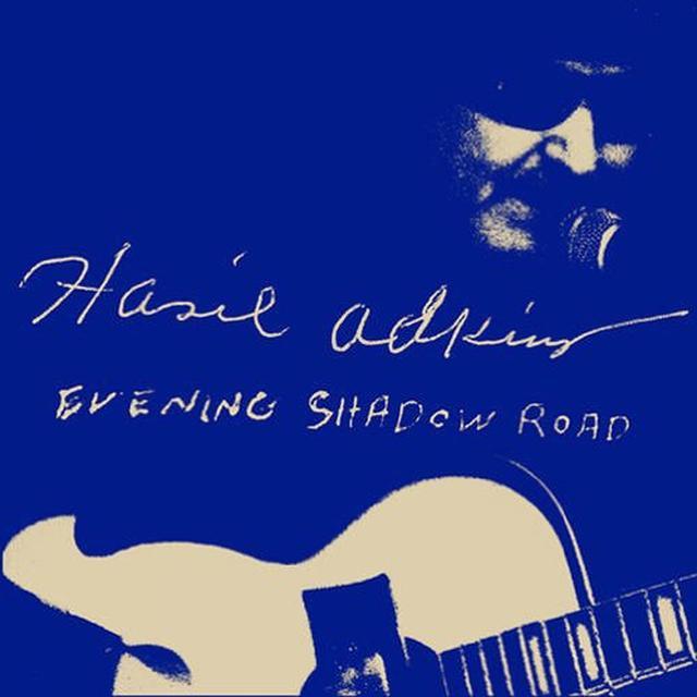 Hasil Adkins EVENING SHADOW ROAD Vinyl Record