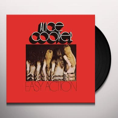 Alice Cooper EASY ACTION Vinyl Record