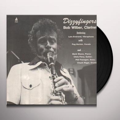 Bob Wilber DIZZYFINGERS Vinyl Record