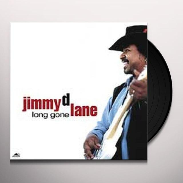 Jimmy D. Lane LONG GONE Vinyl Record