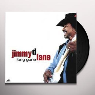 Jimmy D. Lane LONG GONE Vinyl Record