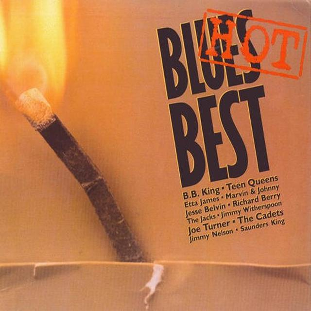 BLUES BEST/HOT / VARIOUS Vinyl Record