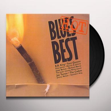 BLUES BEST/HOT / VARIOUS Vinyl Record