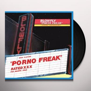 Blowfly PORNO FREAK Vinyl Record