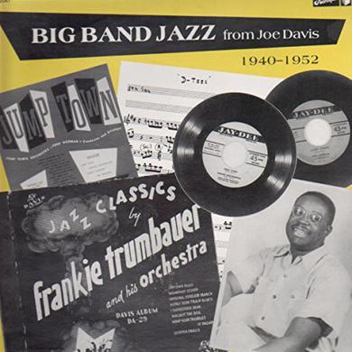 BIG BAND JAZZ FROM JOE DAVIS / VARIOUS Vinyl Record