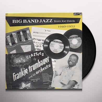 BIG BAND JAZZ FROM JOE DAVIS / VARIOUS Vinyl Record