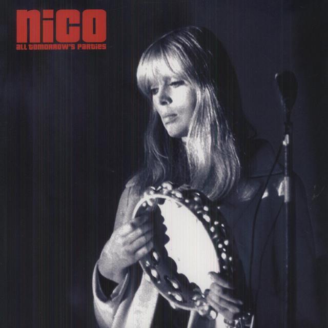 Nico ALL TOMORROWS PARTIES Vinyl Record