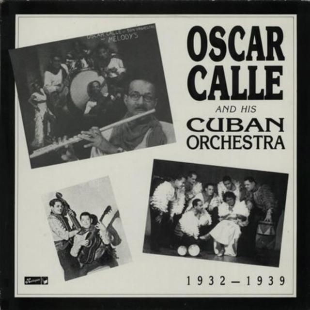 OSCAR CALLE Vinyl Record