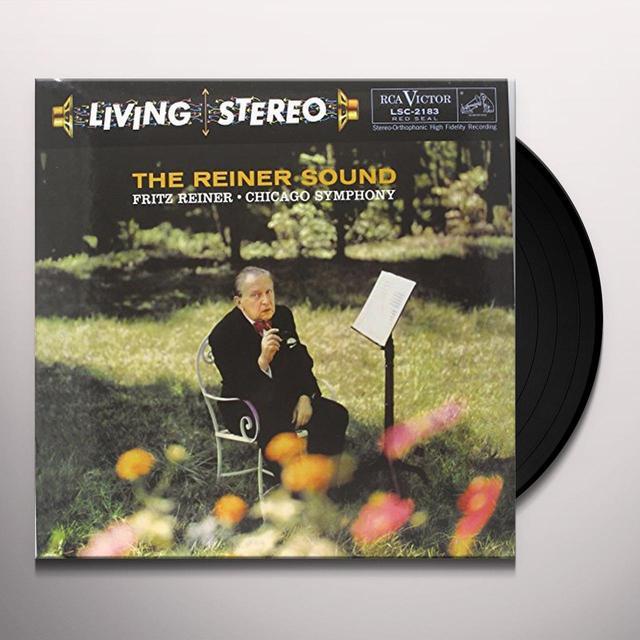 Fritz Reiner REINER SOUND Vinyl Record