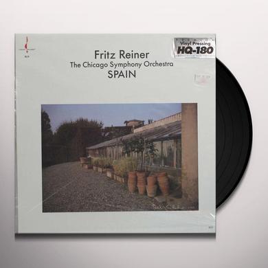 Fritz Reiner SPAIN Vinyl Record