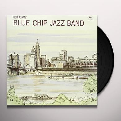 Bob Adams BLUE CHIP JAZZ BAND Vinyl Record