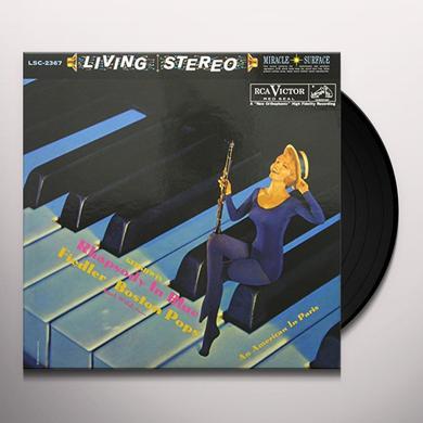 Arthur Fiedler GERSHWIN: AN AMERICAN IN PARIS Vinyl Record
