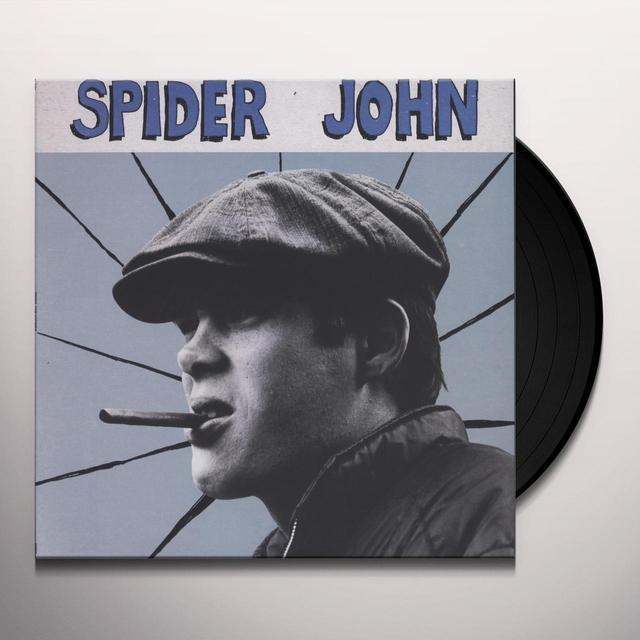Spider John Koerner SPIDER JOHN Vinyl Record
