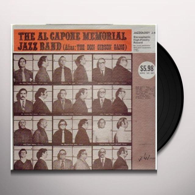 Don Gibson AL CAPONE MEMORIAL JAZZ BAND (Vinyl)
