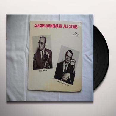 Charlie Bornemann CARSON-BORNEMANN ALL-STARS Vinyl Record