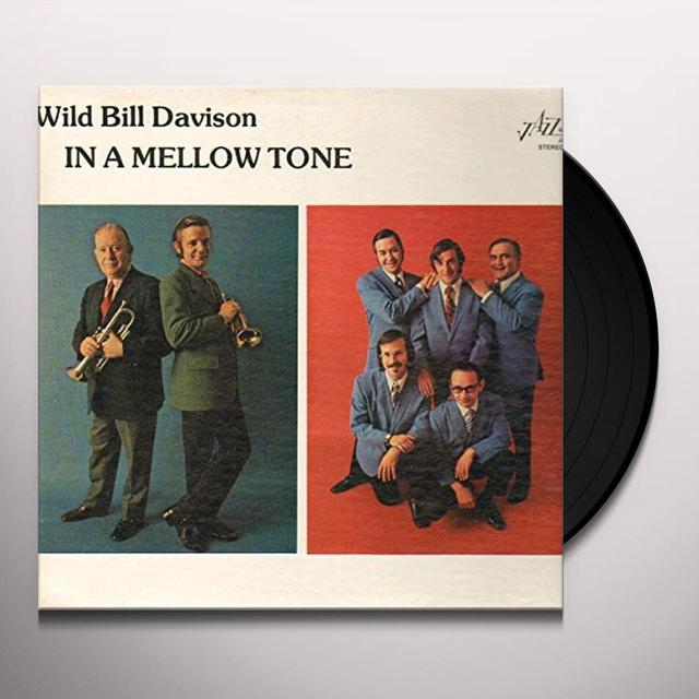 Davison/Saunders IN A MELLOW TONE Vinyl Record