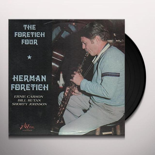 Herman Foretich FORETICH FOUR Vinyl Record