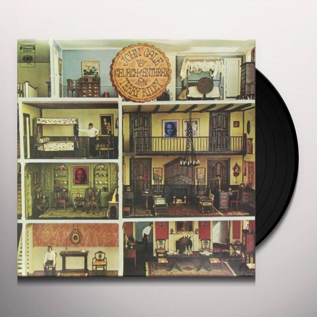 John Cale & Terry Riley CHURCH OF ANTHRAX Vinyl Record