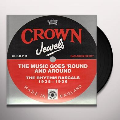 Rhythm Rascals CROWN JEWELS Vinyl Record