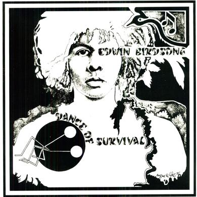 Edwin Birdsong DANCE OF SURVIVAL Vinyl Record