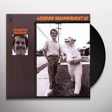 Loudon Iii Wainwright ATTEMPTED MUSTACHE Vinyl Record