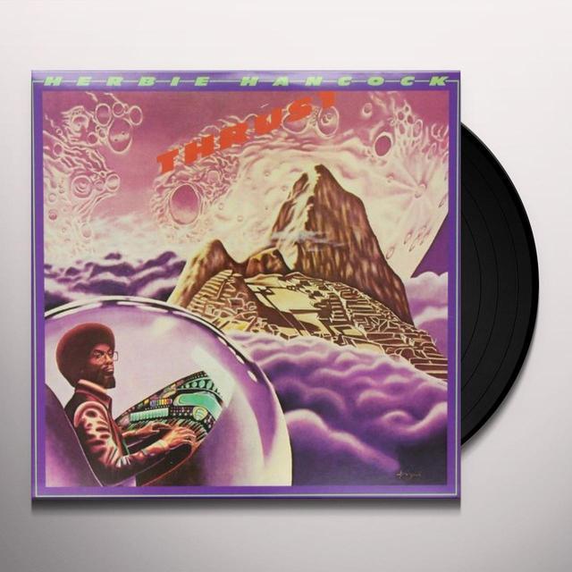 Herbie Hancock THRUST Vinyl Record
