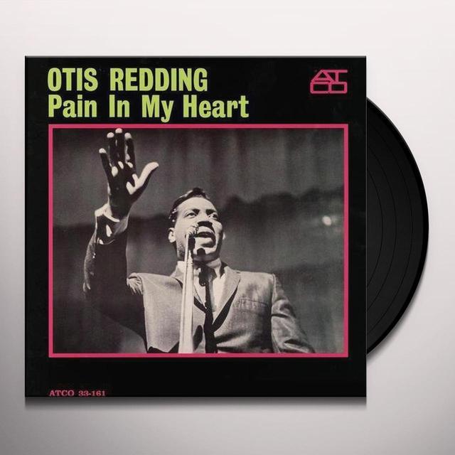 Otis Redding PAIN IN MY HEART Vinyl Record