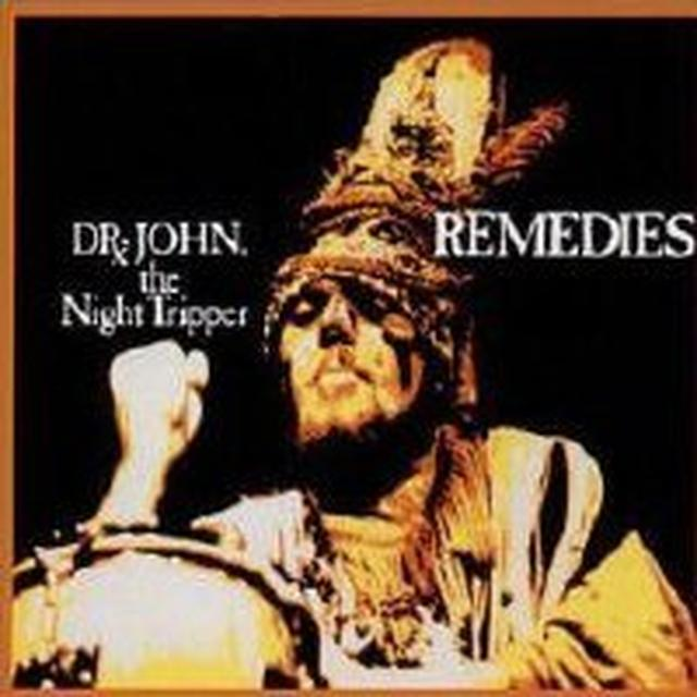 Dr. John REMEDIES Vinyl Record