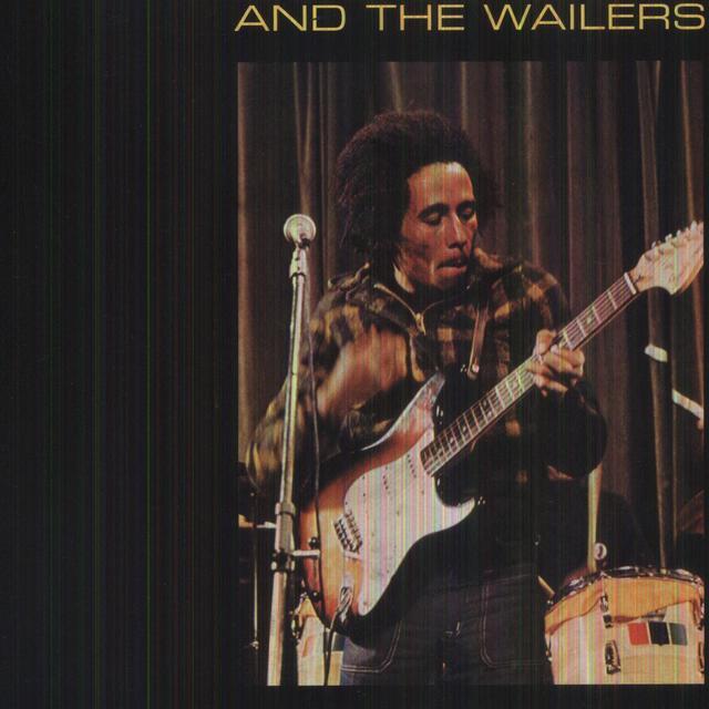 Bob Marley RASTA REVOLUTION Vinyl Record
